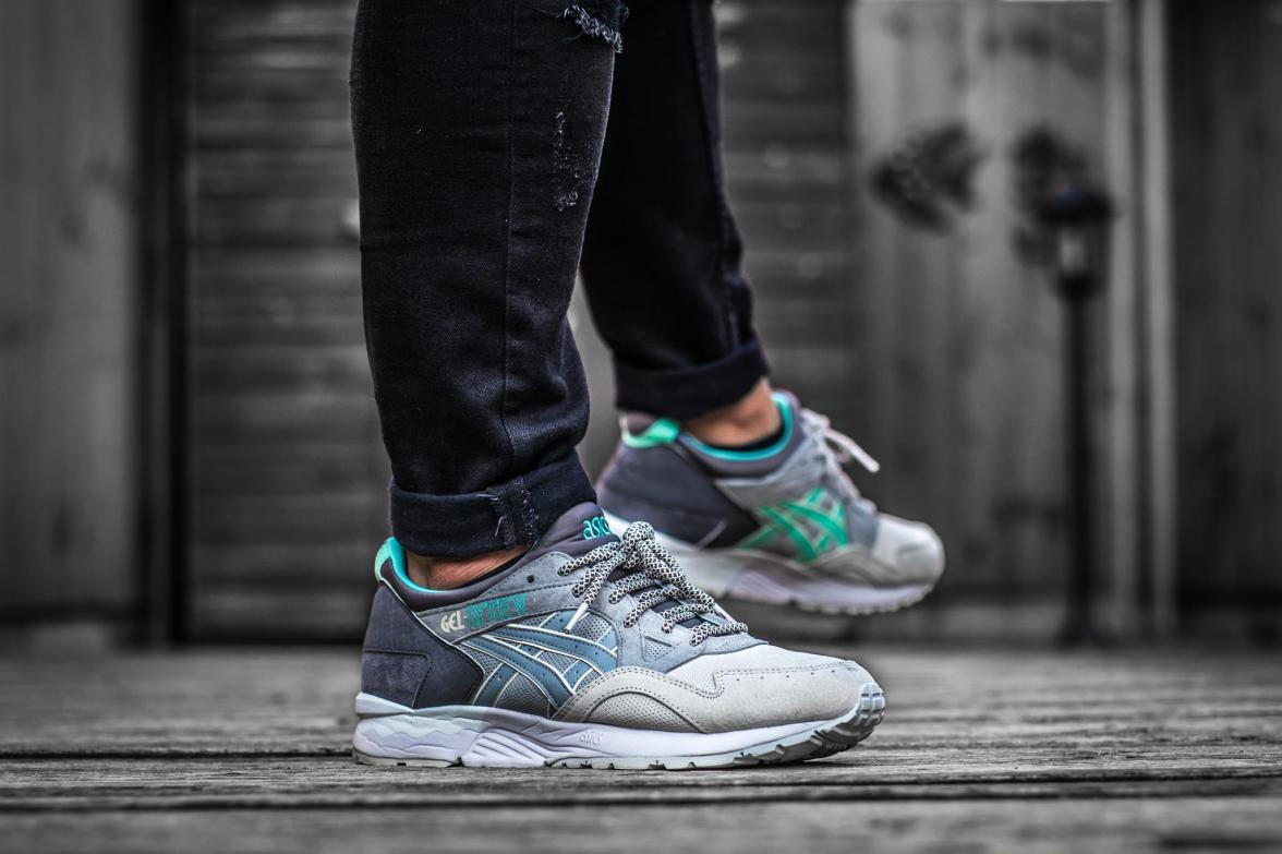 huge selection of f2e25 6de27 Review / Sneakers of the day : OFFSPRING X ASICS GEL LYTE V ...