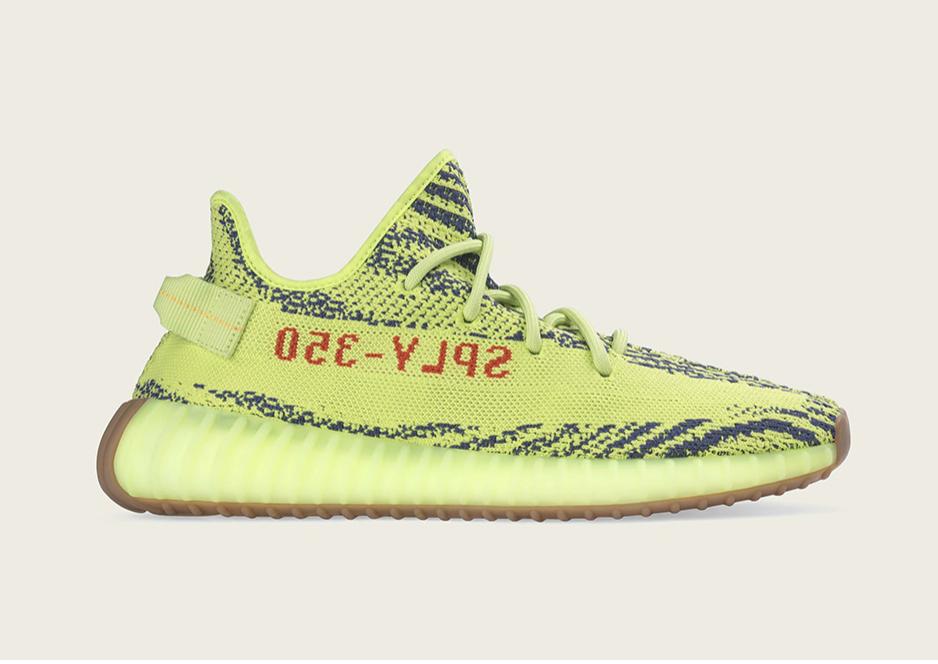 "d9242ec21 18th of November – Adidas Yeezy Boost 350 v2 ""Semi Frozen Yellow ..."