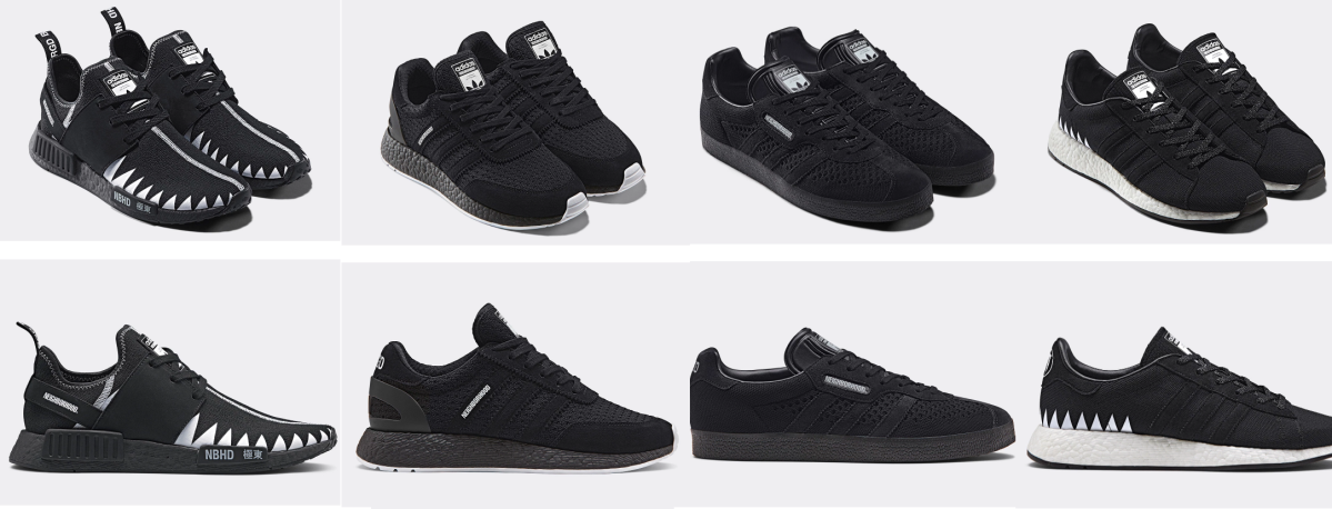 separation shoes 84af5 1361e Releasing on 24th of February  Neighborhood x Adidas Collection –  Exclusivelykicks