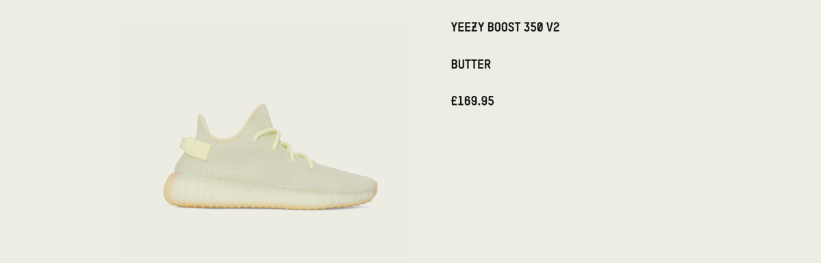 """9a4a6956791 30th of June – YEEZY BOOST V2 350 """"BUTTER"""" (Release info + Store list here)  – Exclusivelykicks"""
