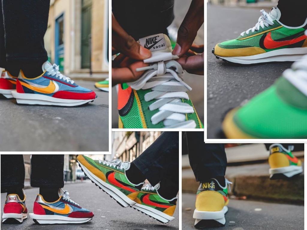 Sacai x Nike LDV Waffle (Release date: 7th of March) ONLINE